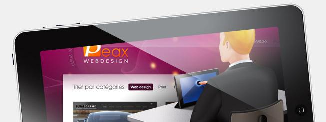 tarif graphiste freelance peax webdesign. Black Bedroom Furniture Sets. Home Design Ideas