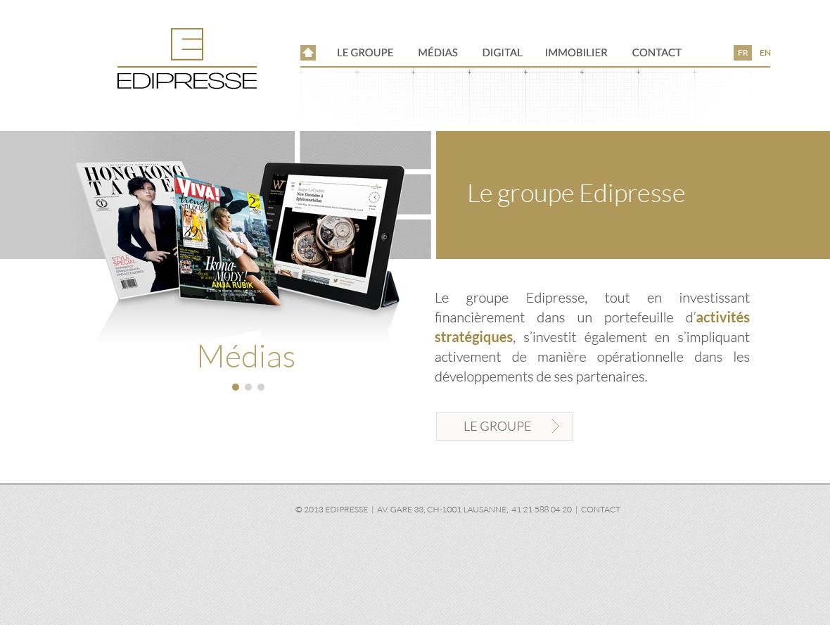 graphiste site internet