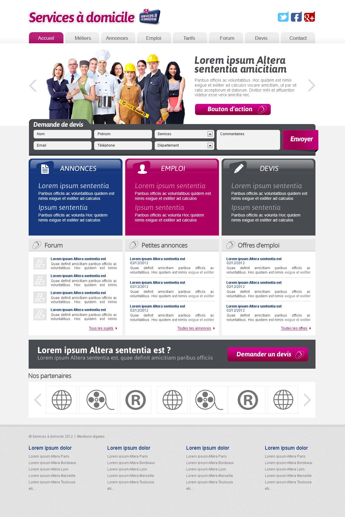 Freelance website designer | web design Paris, France