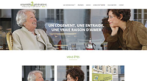 Site Wordpress d'association